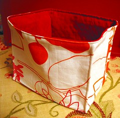 tea towel box