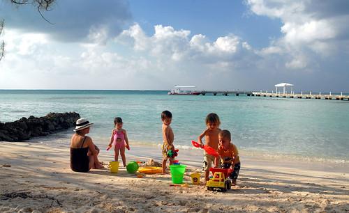 Grand Cayman Beach Playgroup