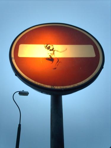 Fel väg? (bild från fliccr)