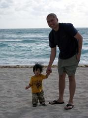by the beach2