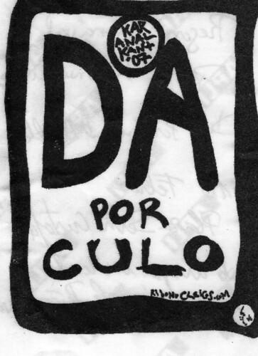 cartel del pregón de carnaval de rivonucleicos