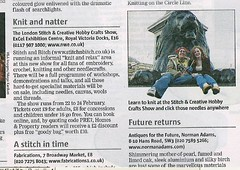 Us in the Evening Standard