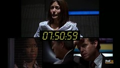 Nadia sigue retenida mientras Sandra vela a su hermano Wayne