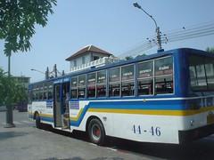 024.曼谷的公車
