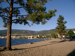 Okanagan Lake at Penticton (3)