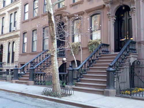 Sex and the city film locations