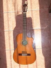 guitarra española Bellido