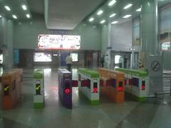 35.Kelana Jaya Line的入口