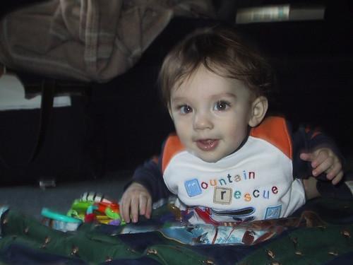 Aidan January 2007
