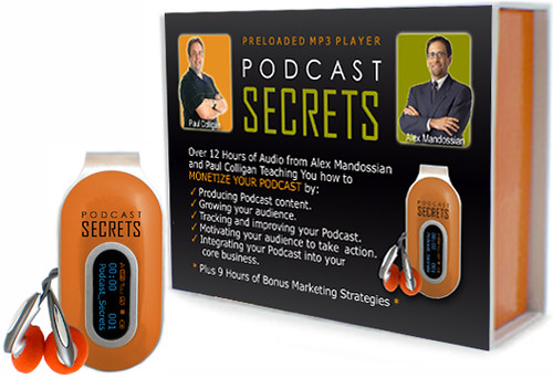 Podcast Secrets Player