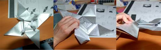 origami shell 1