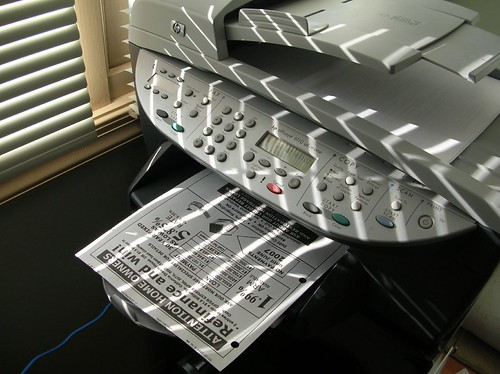 Fax Spam