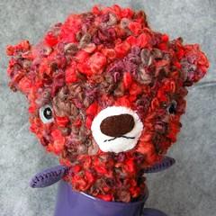 rhubarb bear