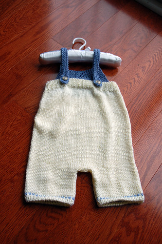 baby suit by mom (back)
