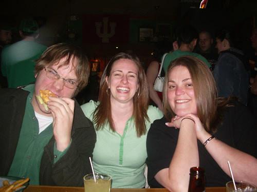 Alex, Moxy, & me