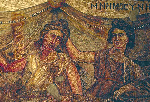 Mnemosyne, Goddess of Memory