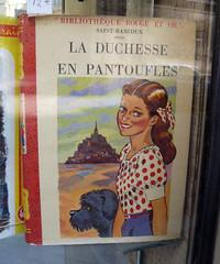 la Duchesse en Pantoufles