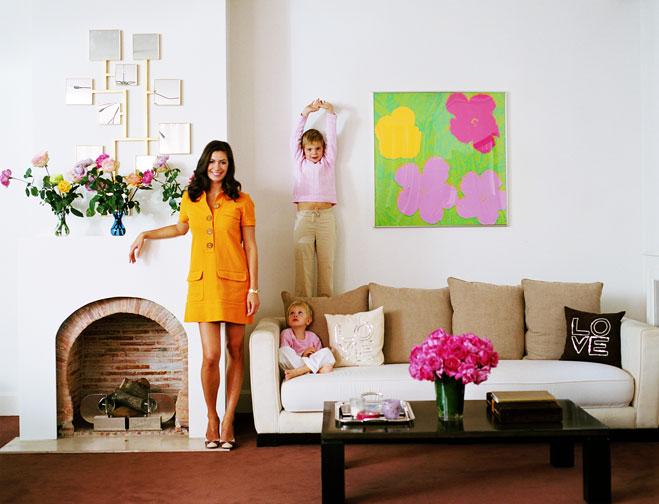 House + Garden and Cord?lia De Castellane