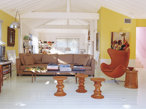 Yellow Interior Inspiration