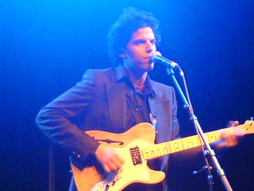 Robert Gomez in Paris