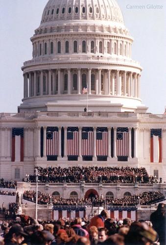 Bill Clinton Inauguration