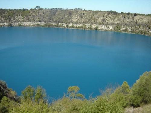 Mt Gambier's Blue Lake