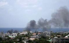 Mogadishu fighting