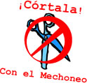 No al mechoneo!