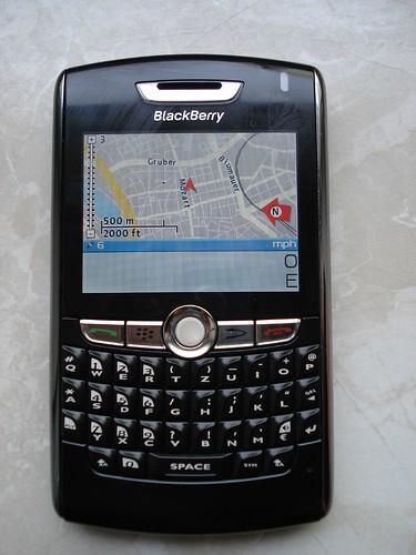 BlackBerry Maps 880 001