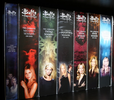 My Buffy collection