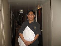 Crispin - Room Steward