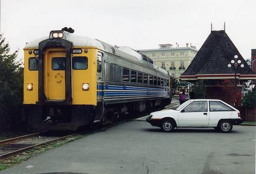 VIA6148 Victoria Stn BC Oct 1994