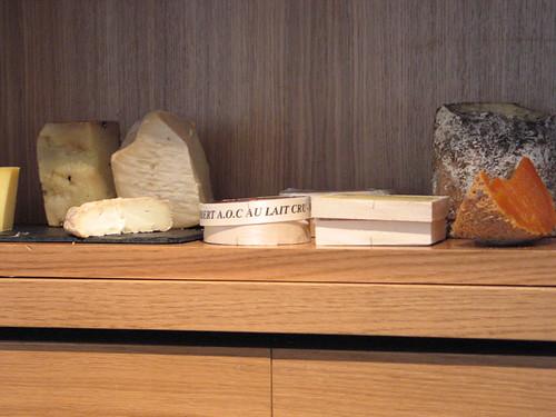 Cheese at Mimolet