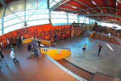 Championnat de France de Skateboard - Lille / France