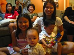 Vicky Ana & Babies