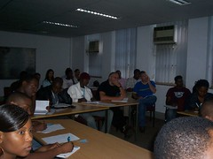 First Internet Cafe Workshop Johannesburg