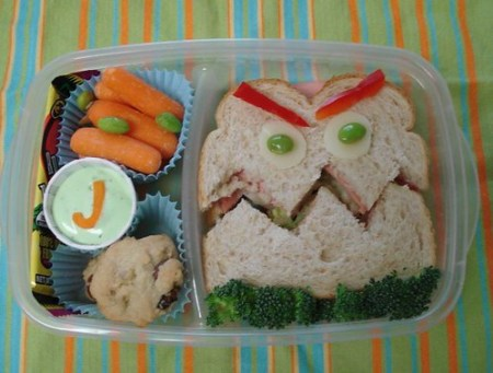 Grouchy Bf bento