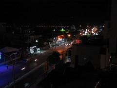 Gò Vấp district at night