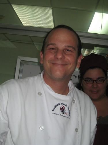 Juan Carlos y Florantonia