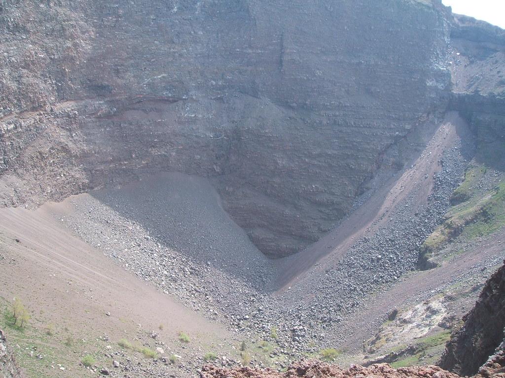 Cràter del Vesubio