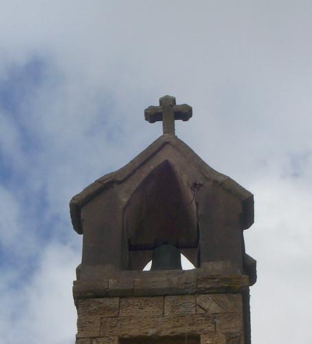 Church cross by Mundoo.