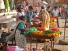 Flowers for the Puja, Varanasi