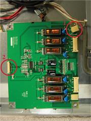Defective Inverter Replacement