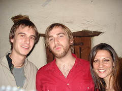 Jay, Josh and Natalie