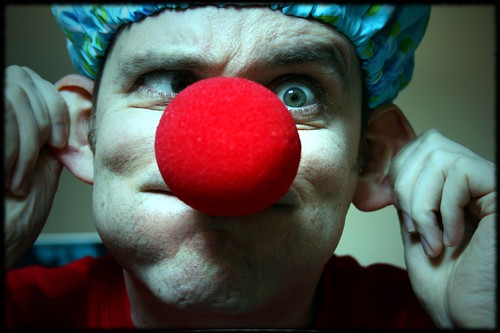 It's Red Nose Day! Day 84 (by rutty)