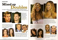 tennis week magazine makeover - scan from kenneth from the 212