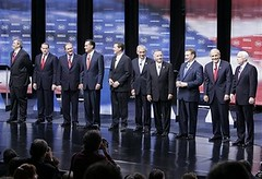 REPUBLICANS DEBATE