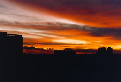 Berea Sunset