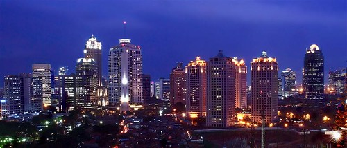 Panorama Jakarta (by judhi)