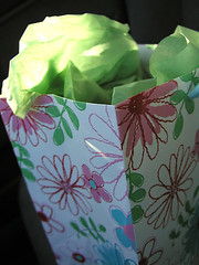 gift bag for Zophia